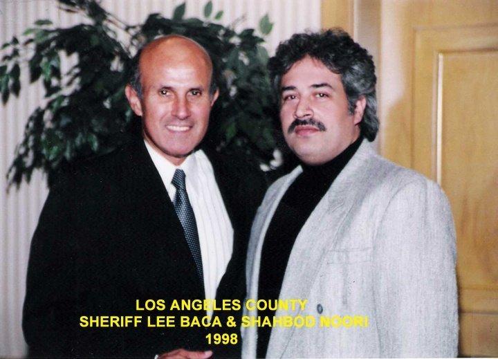 shahbod noori -Lee Baca